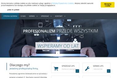 ASCOM Adrian Polakowski - Serwis sprzętu biurowego Warszawa