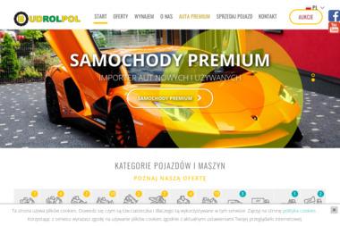 Budrolpol - Maszyny Budowlane Niepołomice