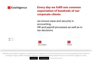 Estelligence - Deklaracje Podatkowe Sosnowiec