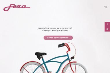 Fera Bikes - Piaskowanie Felg Aluminiowych Józefów