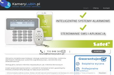 KameryLubin.pl - Monitoring Lubin