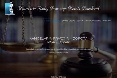 Kancelaria Radcy Prawnego Dorota Pawełczak - Obsługa Prawna Grodzisk Mazowiecki