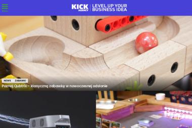 Kick Agency - Derstone - Biznes Plan Kraków