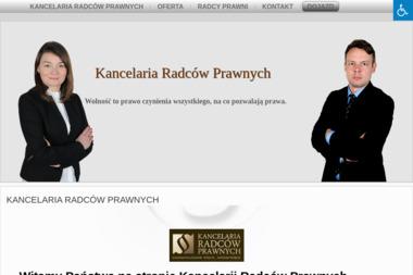 Konrad Wójcik Radca Prawny - Porady Prawne Kraków