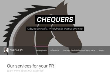 CHEQUERS - Skup długów Częstochowa