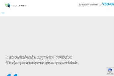Systemy Nawadniające, Pielęgnacja i Zakładanie Ogrodów Grzegorz Ozga - Czyszczenie Elewacji Kraków