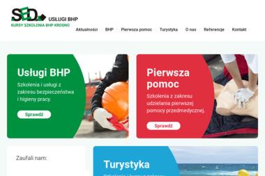 SED Usługi BHP - Dariusz Szuba - Szkolenia Krosno