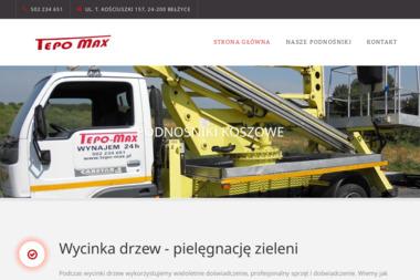 Firma Usługowo-Handlowa TEPO-MAX Piotr Łopion - Prace Wysokościowe Babin