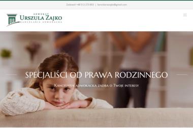 Rozwody Białystok - Adwokat Urszula Zajko - Kancelaria Adwokacka Białystok
