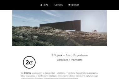 2Sigma sp. z o.o. - Projektowanie konstrukcji stalowych Zielonka