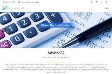 Advisor24 - Bazodanowiec Kielce