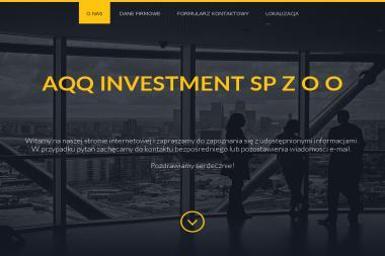 AQQ Investment Sp. z o.o. - Kurs księgowości Warszawa
