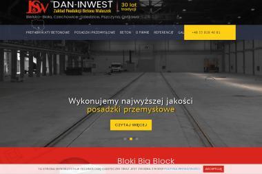 Dan-inwest - Posadzki betonowe Bielsko-Biała