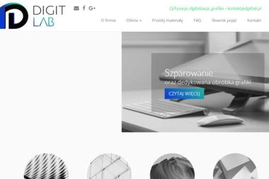 DigitLab - Oprogramowanie Sklepu Internetowego Poznań