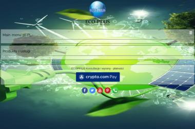 ECO-PRIUS Inżynieria Grzewcza i Klimatyzacyjna - Energia odnawialna Płock