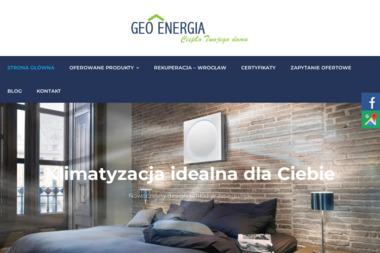 GEO-ENERGIA - Urządzenia Wentylacyjne Wrocław