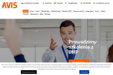 AVIS Anna Ślugaj - Odśnieżanie dróg i placów Zielona Góra
