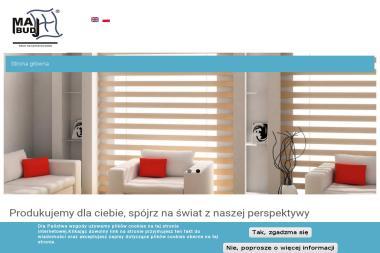 MAJ-BUD Sp. z o.o SK - Stolarka Aluminiowa Polkowice