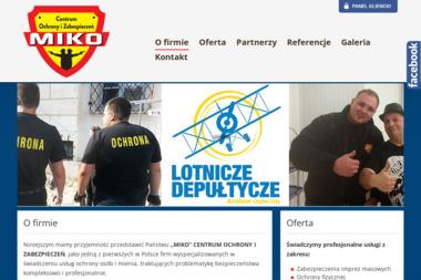 Miko Centrum Ochrony i Zabezpieczeń - Agencja ochrony Lublin