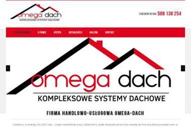 Omega Dach - Bramy Ogrodzeniowe Dwuskrzydłowe Ostrowiec Świętokrzyski