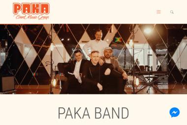 PAKA BAND - Zespół Muzyczny Jordanów