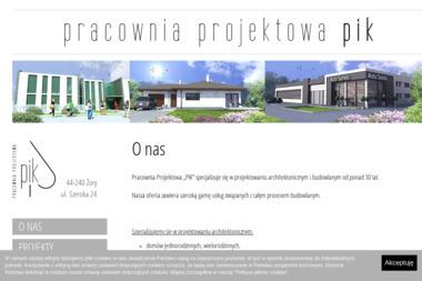 Pracownia Projektowa PIK - Projektowanie Domów Żory