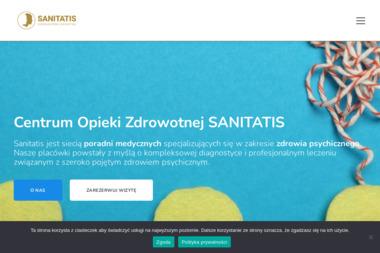 Centrum Opieki Zdrowotnej SANITATIS - Seksuolog Oborniki