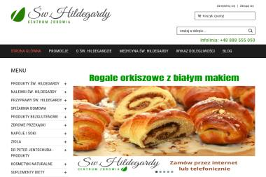 Centrum Zdrowia Św. Hildegardy - Dietetyk Poznań