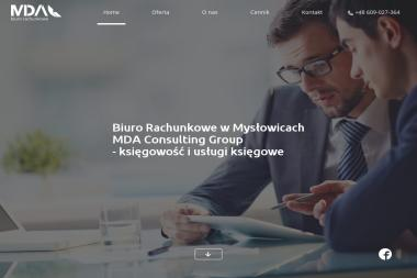 MDA CONSULTING GROUP Sp. z o.o. - Optymalizacja Podatkowa Mysłowice