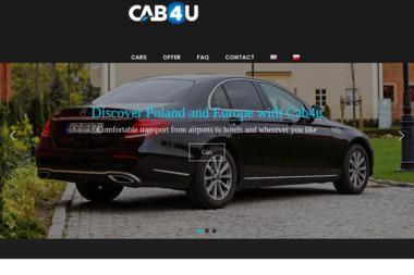Cab4u Sp. z o.o. sp. k - Wynajem Aut Karwiany