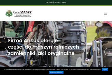 Ankus - Maszyny rolnicze Bogaczów