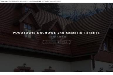 Pawel - Naprawa dachów Szczecin