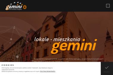 Gemini Firma Handlowo Usługowa Wacław Furmankiewicz - Biuro do wynajęcia Dzierżoniów