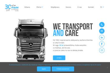 FF Fracht Sp. z o.o. - Spedycja Międzynarodowa Ostrów Mazowiecka