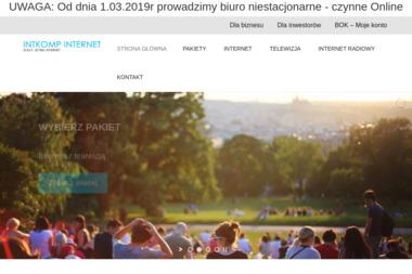 INTKOMP - Firmy informatyczne i telekomunikacyjne Bydgoszcz