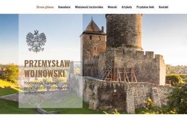 Komornik Sądowy przy Sądzie Rejonowym w Będzinie Przemysław Wojnowski - Doradca finansowy Czeladź