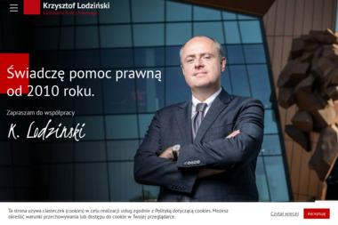 Kancelaria Radcy Prawnego Krzysztof Lodziński - Adwokat Karnista Gdańsk