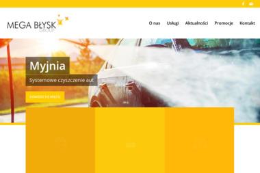 Mega Błysk Group - Sprzątanie Łódź