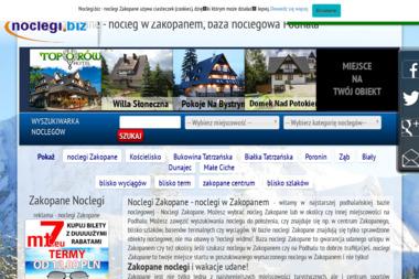 Noclegi.biz - Agencja interaktywna Zakopane