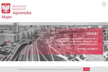 Kancelaria Notarialna Agnieszka Majer - Notariusz Katowice