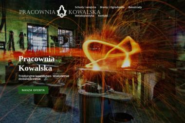 Pracownia Kowalska - Ogrodzenia kute Koszalin