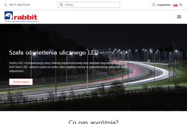 RABBIT Sp. z o.o. - Projektant instalacji elektrycznych Wrocław