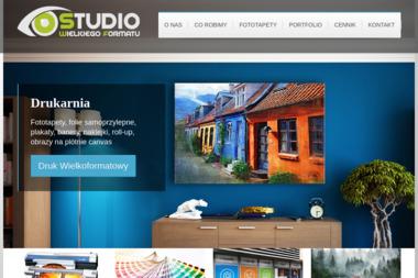 Studio Wielkiego Formatu - Materiały reklamowe Kraków