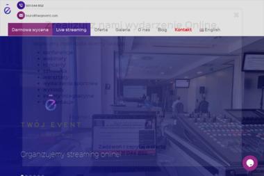 Twój Event - Nagłośnienie, oświetlenie Kraków
