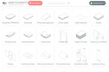 Web-To-Print.pl - Drukowanie Ulotek Zielona Góra