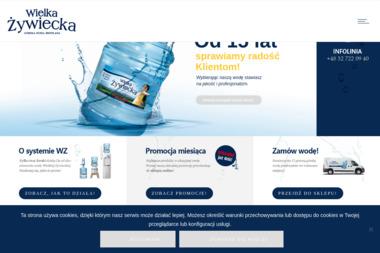 wielka zywiecka sp. z o.o. - Woda z Dystrybutora Mysłowice