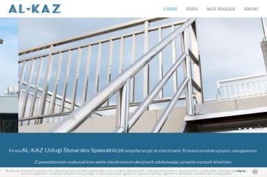 al-kaz - Konstrukcje stalowe Ostrów Wielkopolski