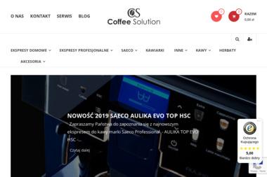 Coffee Solution S.C. - Ekspresy do Gastronomii Katowice