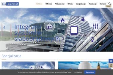 DG ELPRO Z. Durlak, K. Durlak, J. Golonka spółka jawna - Hurtownia elektryczna Kraków