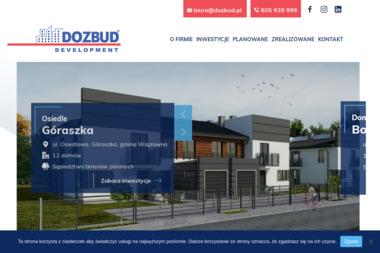 Dozbud Development Zbigniew Zalewski - Konstrukcje Żelbetowe Ząbki